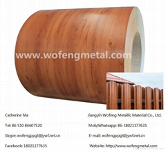 PPGI PPGL prepainted galvanized steel coil for building material