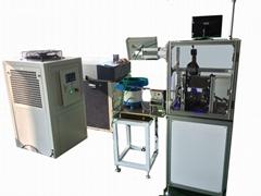 光纤传输焊接机配自动化送料机山