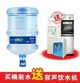 冰露桶装水加送饮水机