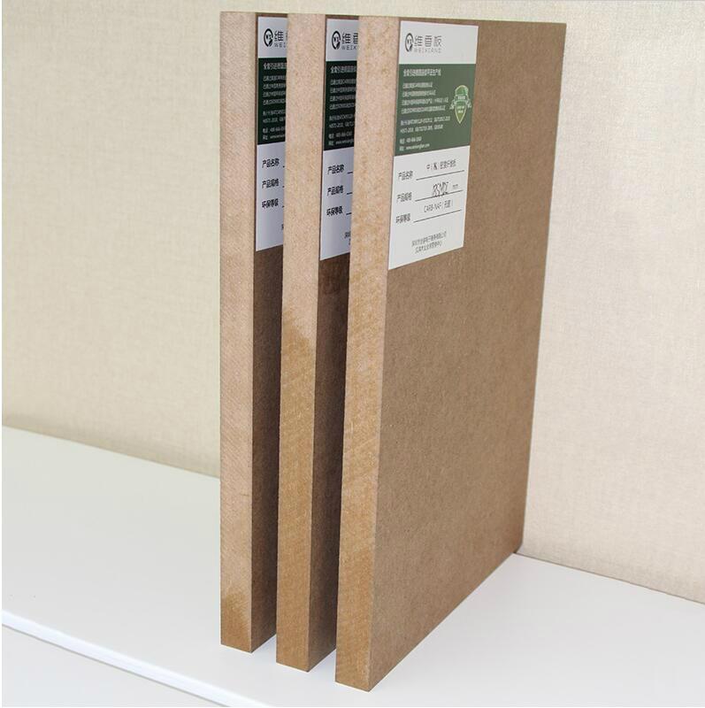 家具型18mm无甲醛添加高密度镂铣板 1