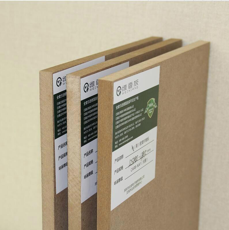地板基材标准板12.0mm无甲醛添加高密度纤维板 2