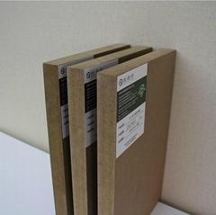 家具型25.0mm零甲醛添加高密度纤维板