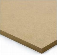 15mm零甲醛添加中密度纤维板定制