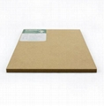 15mm零甲醛添加中密度纤维板定制 2