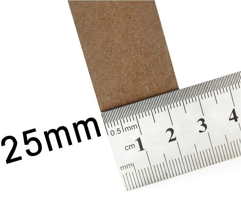 供应25mm之荣牌6:9尺E2级中密度纤维板 1