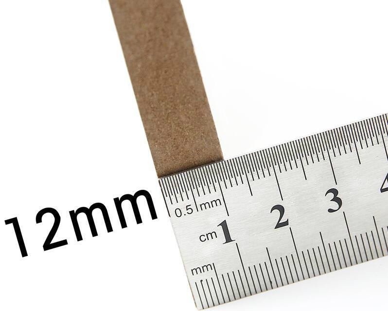 厂家直销12mm之荣牌6:9尺E2级环保纤维板 2