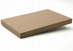 供应25mm之荣牌E0级环保中密度纤维板