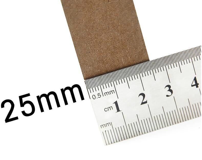 供应25mm之荣牌E0级环保中密度纤维板 2