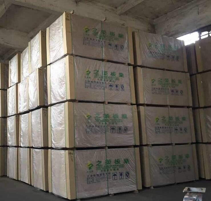 供应25mm之荣牌E0级环保中密度纤维板 3