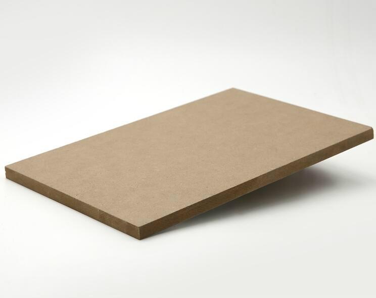 供应15mm之荣牌6:9尺E0级环保中密度纤维板 1