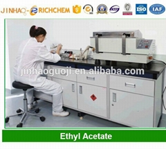 China best Acetic ether 99.9%