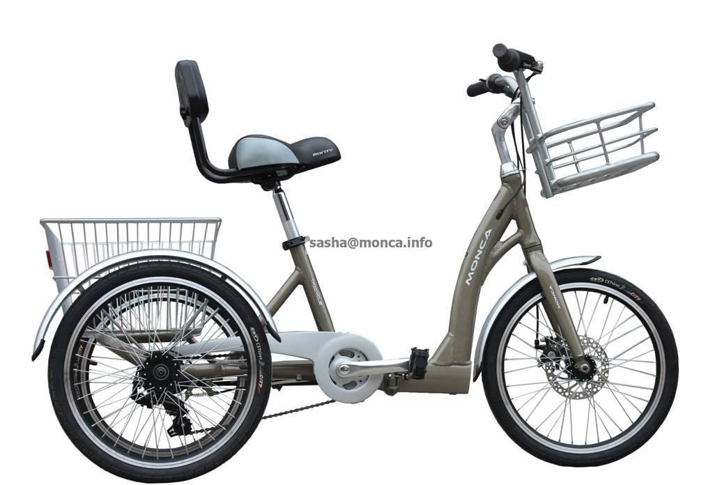 electric tricycle - m31