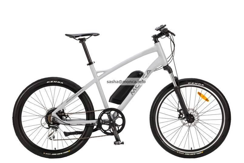Fast Mountain Electric Bike with 48V battery 500W motor 2