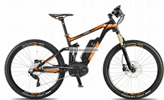 The Lover Electric Bike- Mountain Electric Bicycle for Man