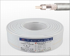 Professional RG59 coaxial cable for CCTV
