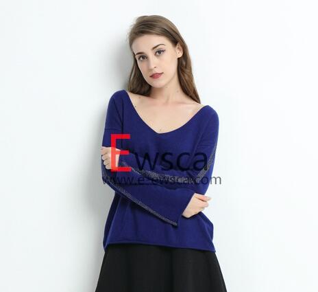 EW16W008   cashmere sweater 1