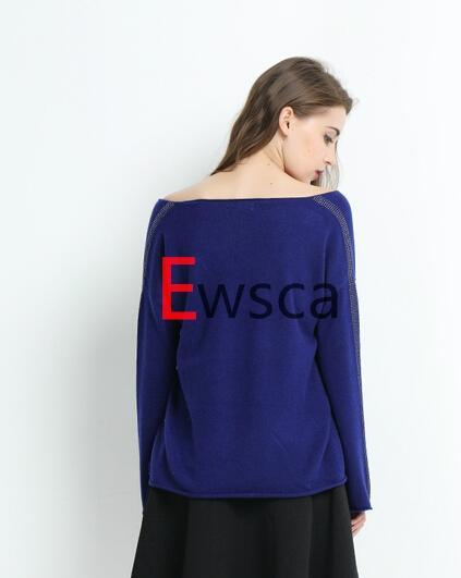 EW16W008   cashmere sweater 2