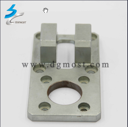 China Supplier Investment Casting Hardware Stainless Steel Glass Clamp 1
