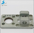 China Supplier Investment Casting Hardware Stainless Steel Glass Clamp 3