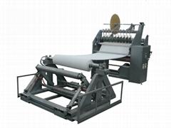 Plaster of Paris Bandage Slitting and Rolling Machine