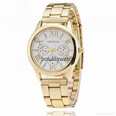 外貿熱銷商務男士手錶