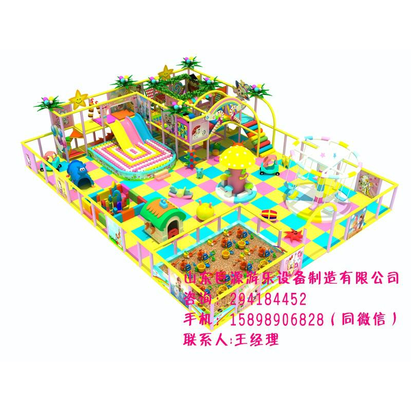 巨源淘氣堡儿童樂園 2