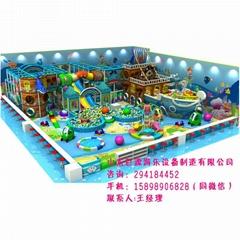 山东淘气堡儿童乐园