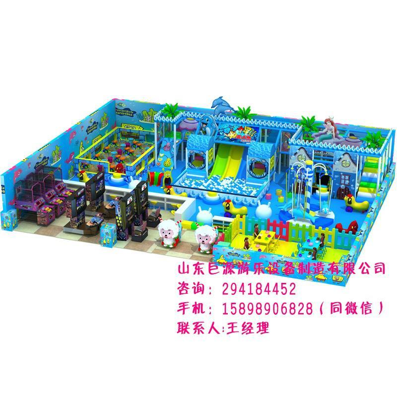 淘气堡游乐设备厂 1