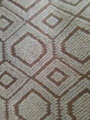 Manufacturers promotion exhibition jacquard flame retardant carpet