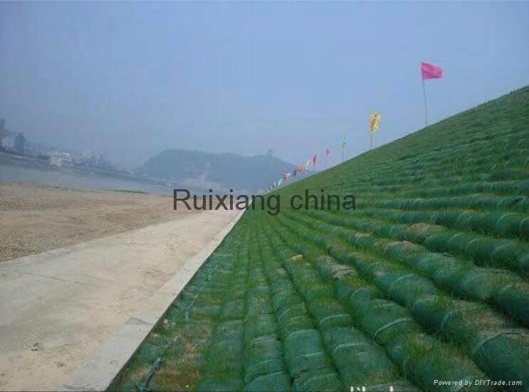 土工布厂家优惠促销无纺布生态袋 3
