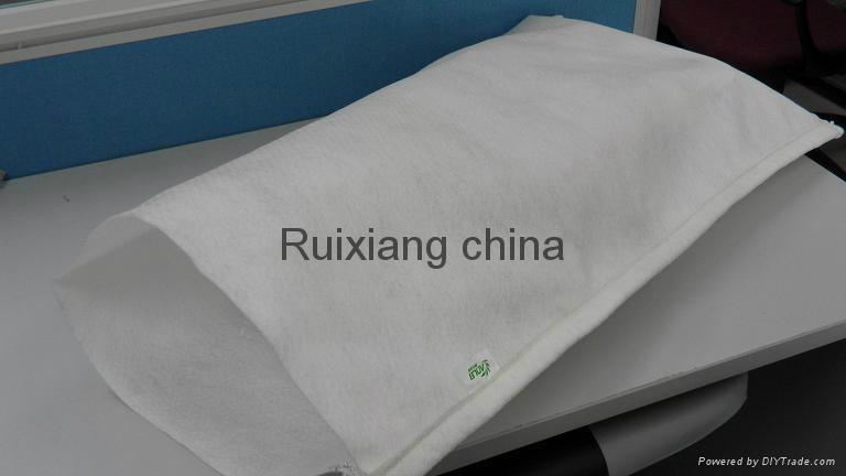 土工材料廠家促銷針刺無紡布生態袋 1