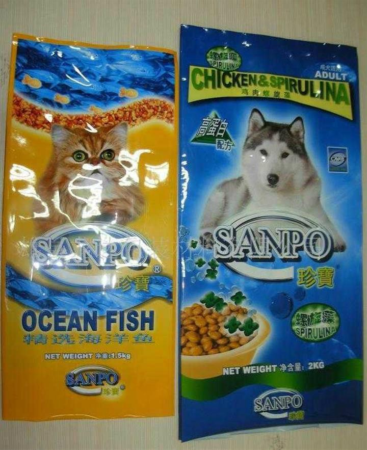狗粮包装袋 4