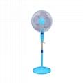 FS-40RC(5) electric stand fan plastic