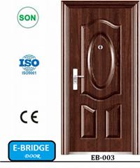 CHEAP SECURITY STEEL DOORS