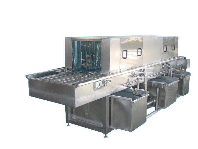 变频调速温控洗筐机 1
