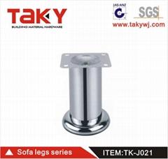 TK-J021 Metal furniture sofa legs