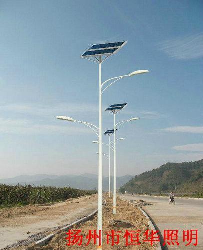 6米太阳能路灯厂家 3