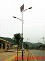 6米太阳能路灯厂家 5