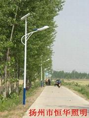 太陽能路燈廠家;LED路燈廠家