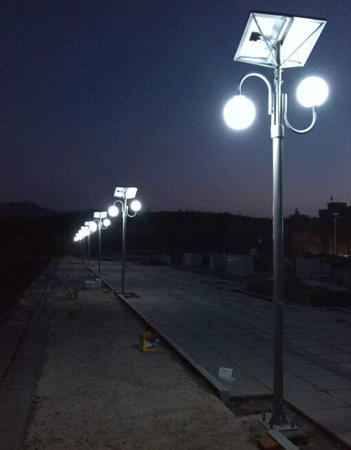 6米太陽能路燈;太陽能路燈廠家 1