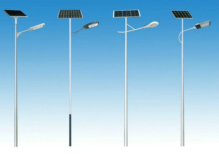 6米太陽能路燈;太陽能路燈廠家 3