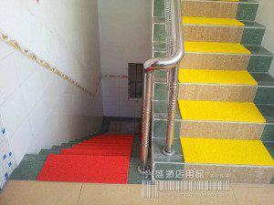 廠家直銷PVC樓梯地墊 1