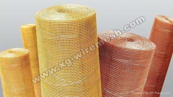 Copper Wire Mesh 2
