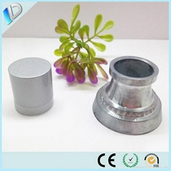 High quality non spill perfume zamac cap for bottle