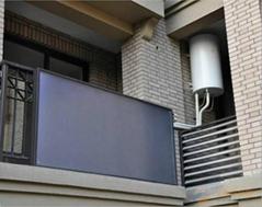 阳台平板太阳能