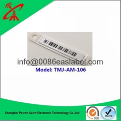 58khz anti-theft tag for jewelry