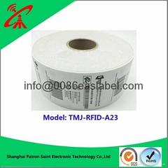 RFID label sticker