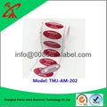 eas sticker label