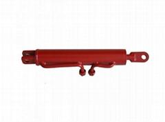 Hydraulic cylinder for log splitter