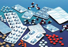 Cold forming laminated film for pharmacy packaging (Cold forming alumnium)